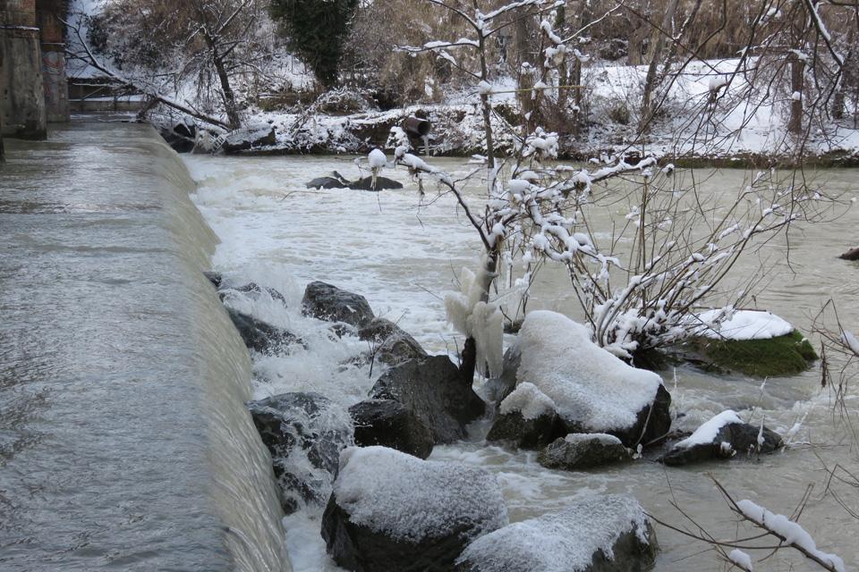 Cascatella fiume Foglia