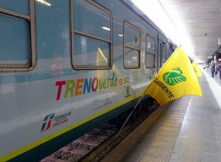 Treno verde: SOS parchi nelle Marche