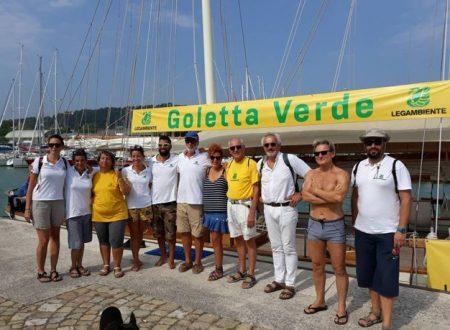 Goletta Verde – Pesaro, 2/3 agosto 2018