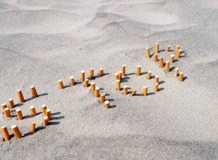 Divieto di fumo nei parchi e nelle spiagge